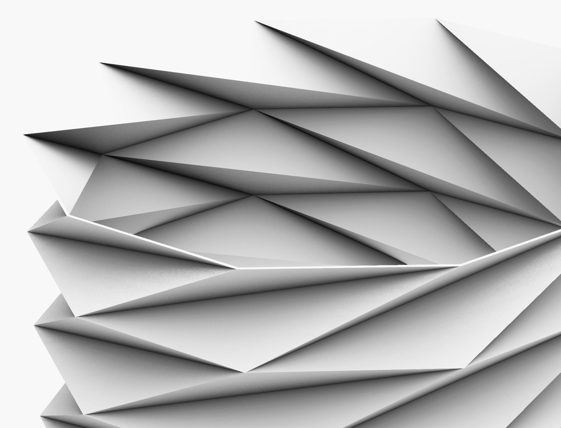 Unfolding the Origami