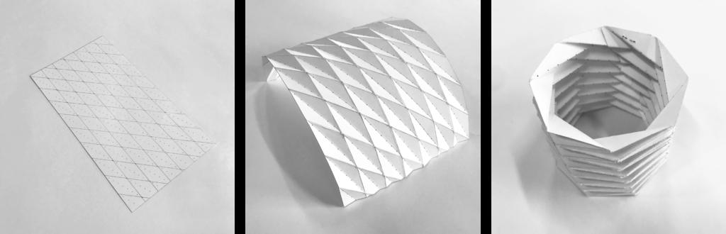 Origami Study Model