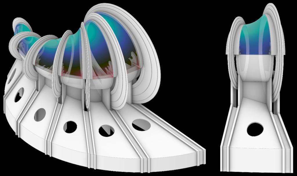 Spiral base
