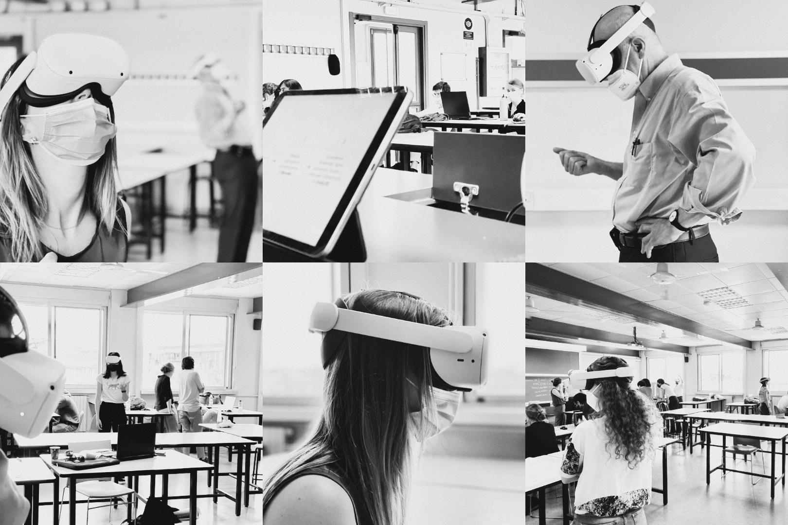 Maurizio Sabini at Politecnico di Milano: Using VR in Teaching